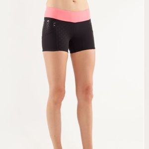 Lululemon Run: Shorty Short gym size 4